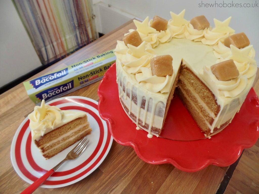 Chocolate Cake Recipe Joy Of Baking: Salted Caramel, Fudge & White Chocolate Cake
