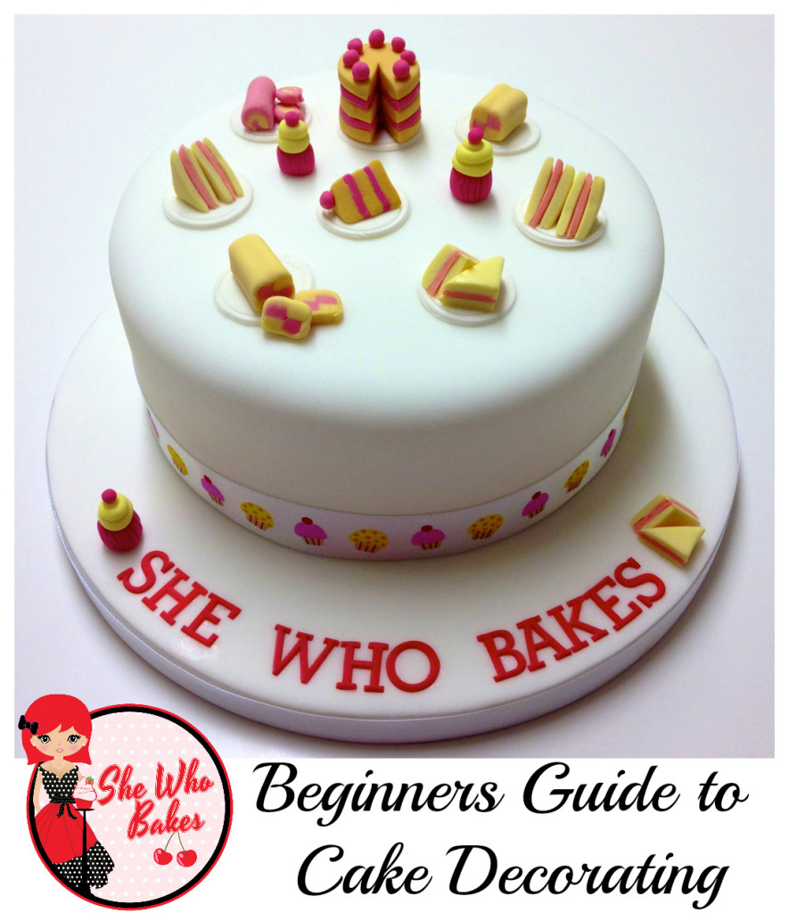 The Beginners Guide to Cake Decorating. Next class ...