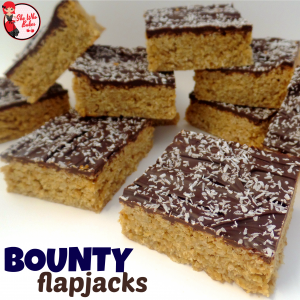 Bounty Flapjacks Recipe