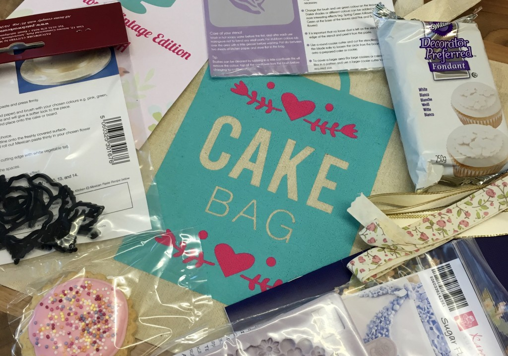 Cake Bag March Review