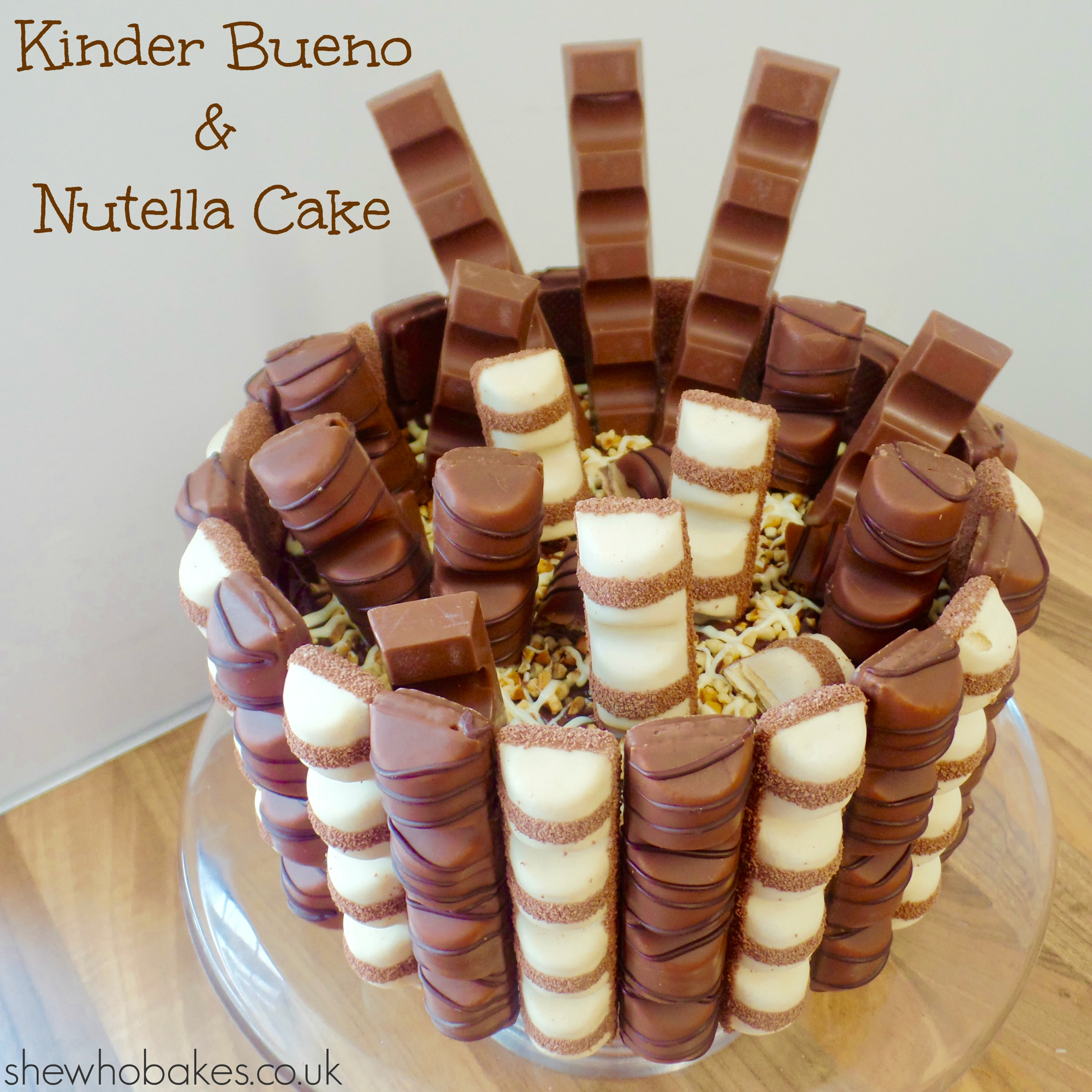 Gateau Au Chocolat Avec Decoration Kinder