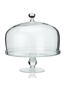 M&S glass stand