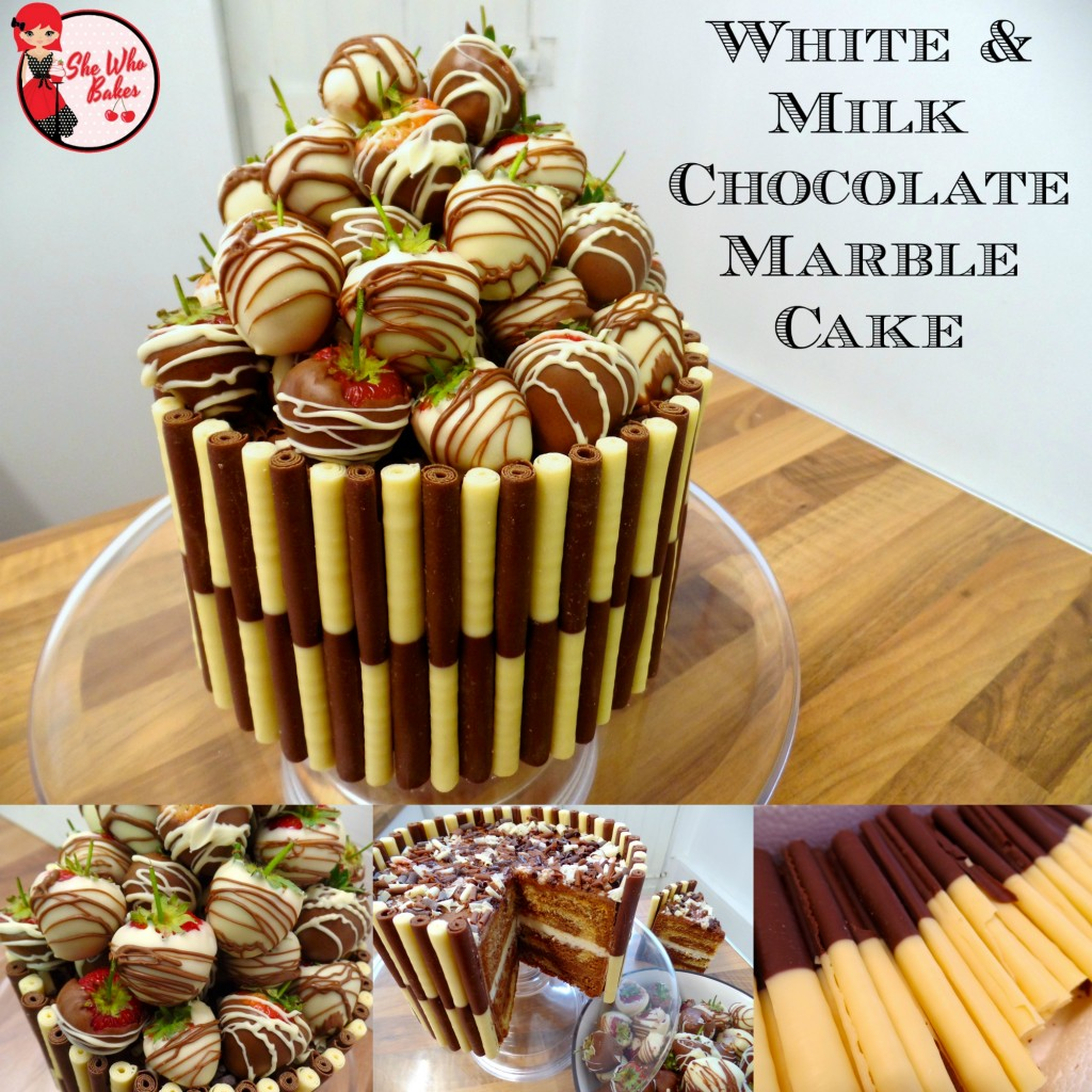 Marble Cake Recipe With White Chocolate