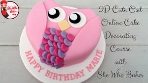 Owl Cake Thumbnail