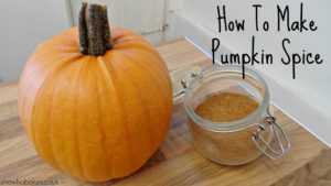 How To Make Pumpkin Spice by She Who Bakes