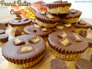 Peanut Butter Cups by She Who Bakes