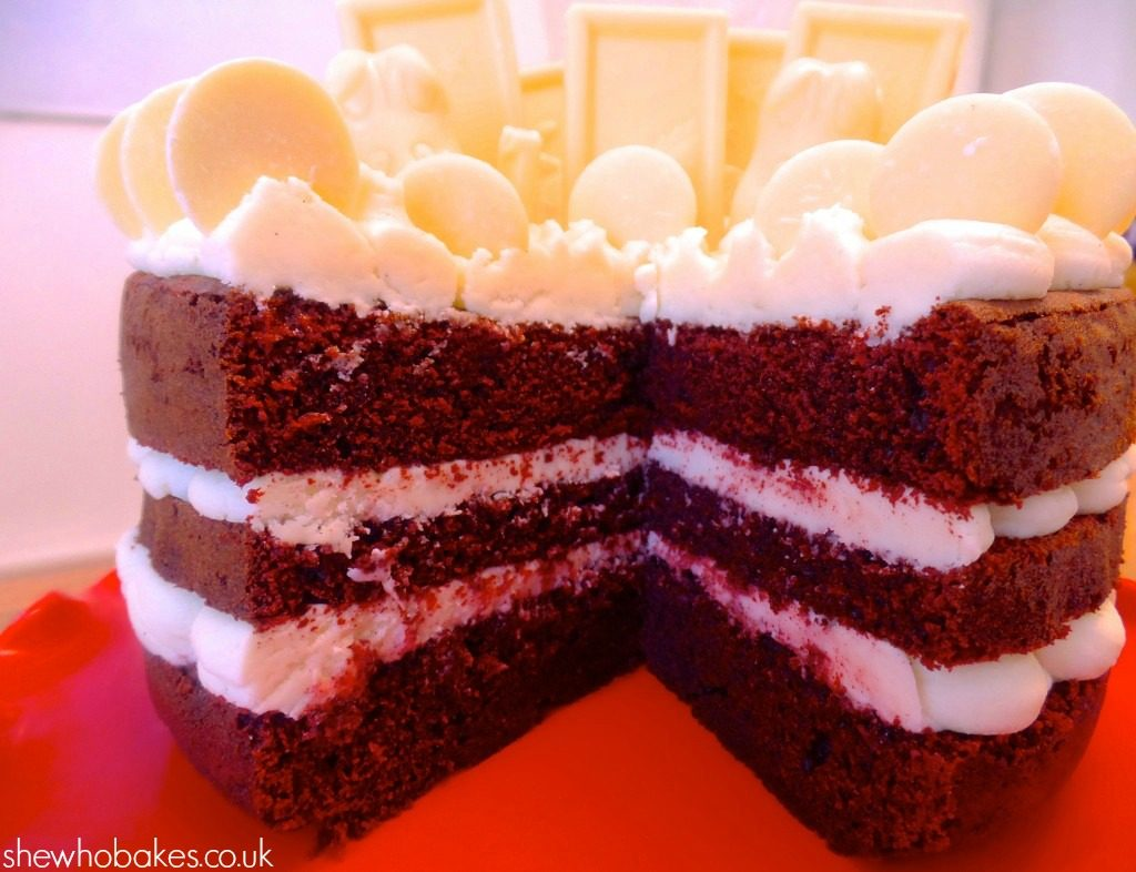 Red Velvet Cake by She Who Bakes