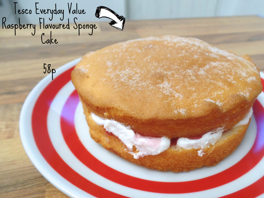 Budget Vs Premium Victoria Sponge A Baking Review By She Who