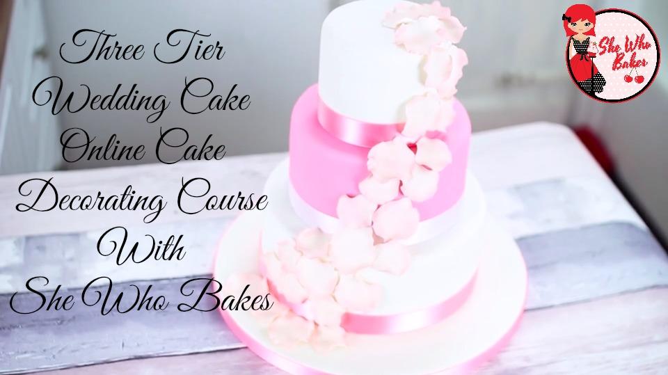 Wedding Cake vid