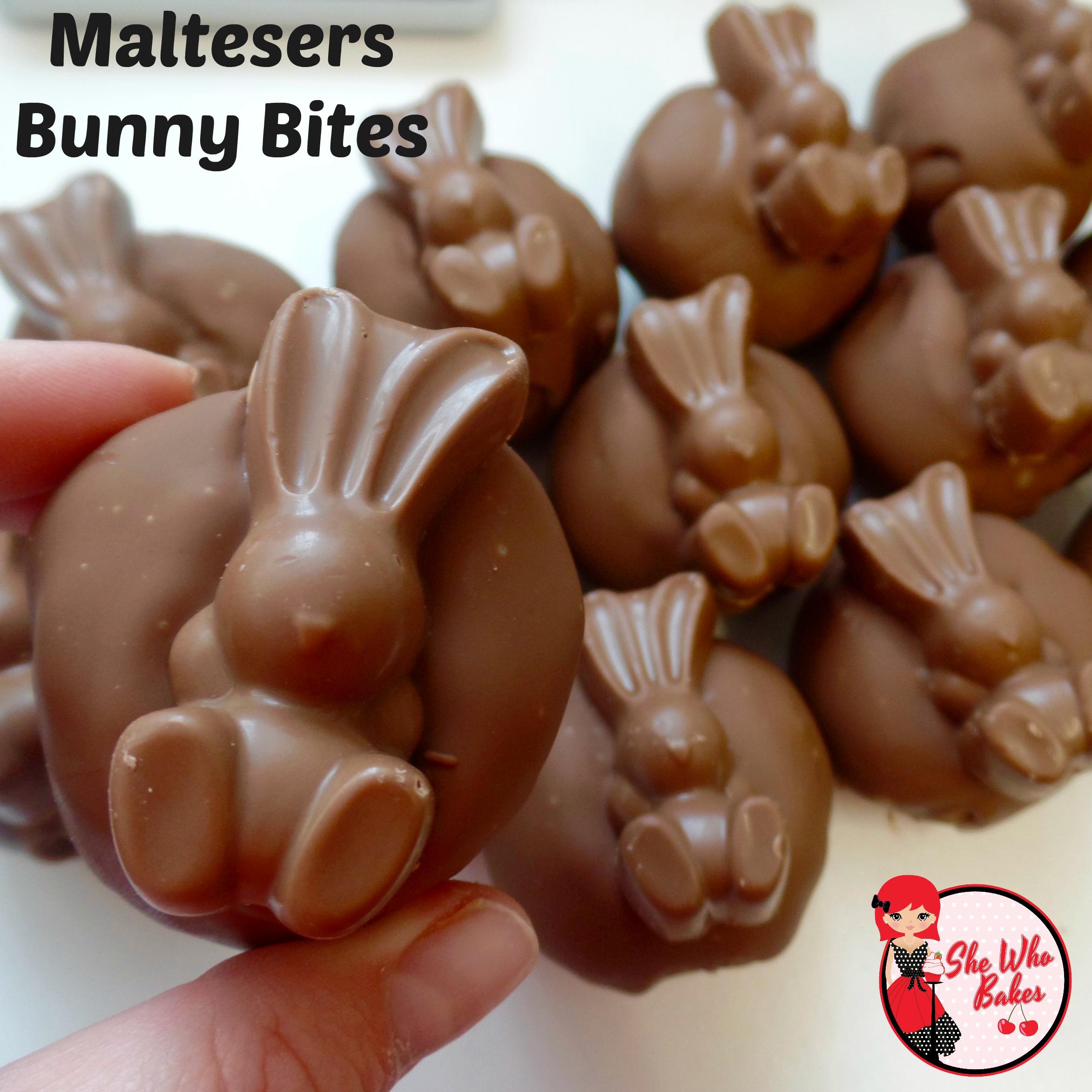 Maltesers Malteaster Bunny Bites She Who Bakes