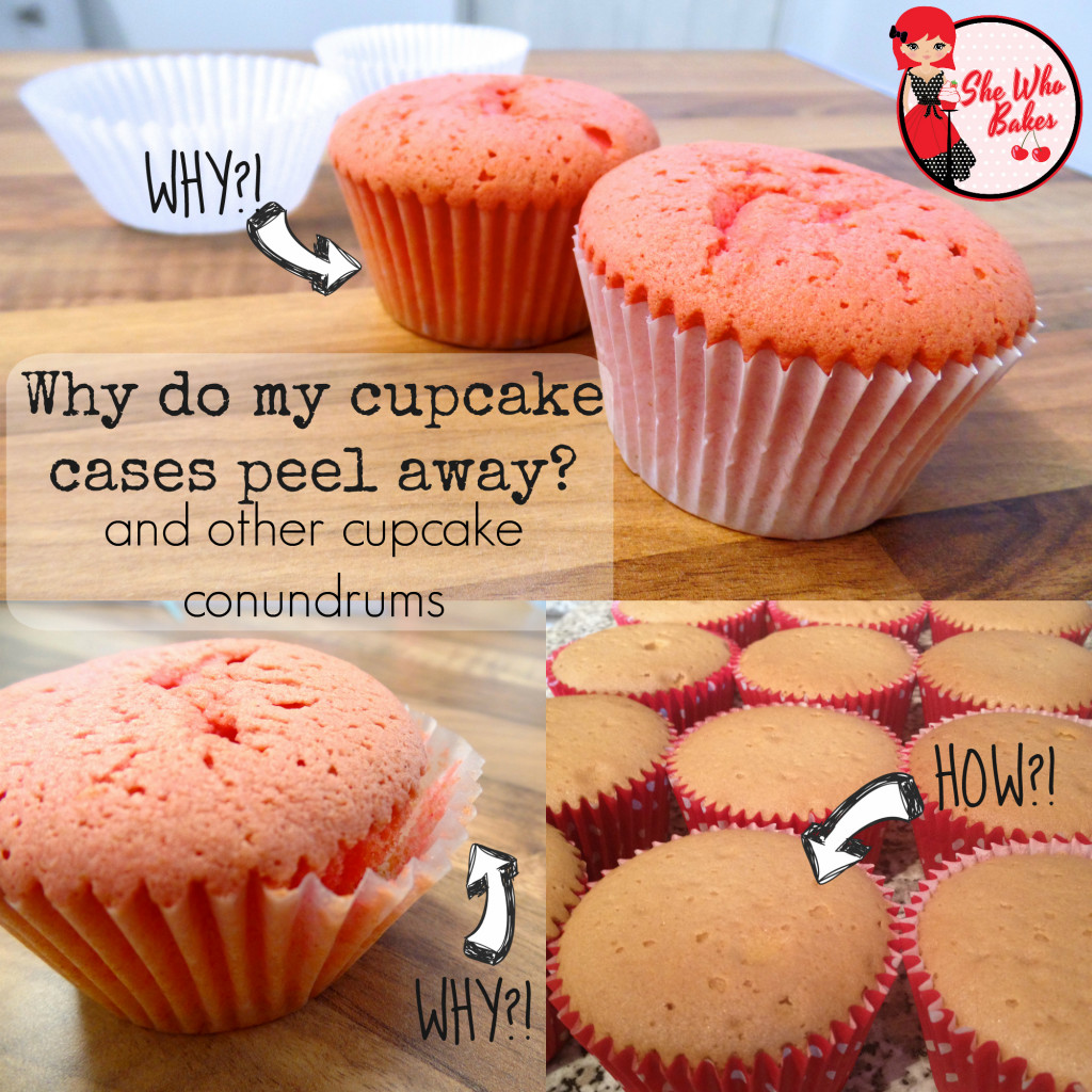 cupcake troubleshooting