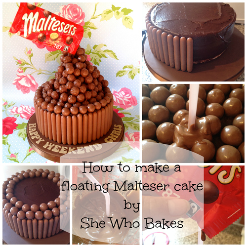 She Who Bakes When To Make A Cake