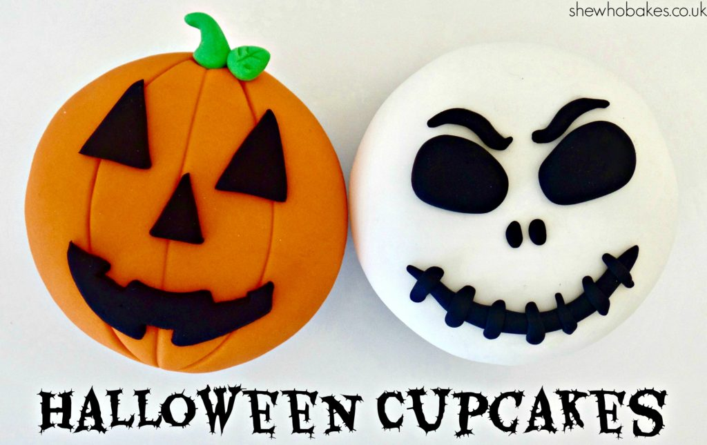 Halloween Cupcakes by She Who Bakes