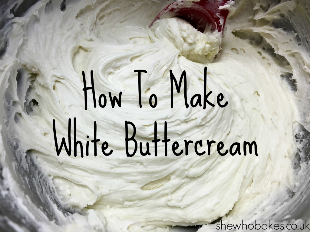How To Make Buttercream Filling For Cakes