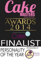 Cake Masters awards 2014