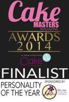 Cake Masters awards 2014
